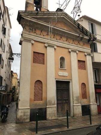 Cathédrale Ajaccio