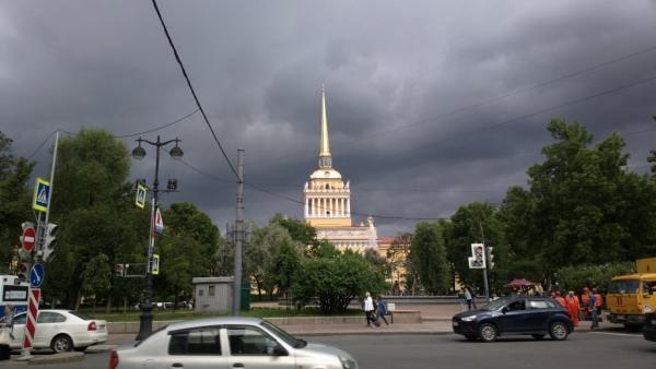 Bâtiment de l'Amirauté Saint Pétersbourg