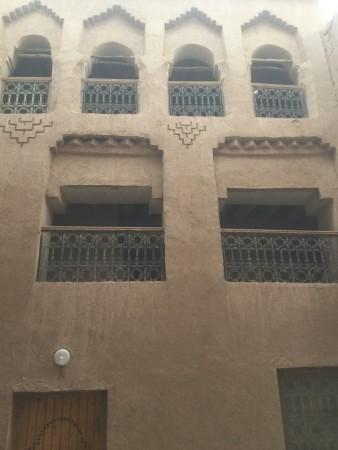 façade intérieur