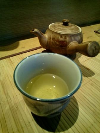 thé à volonté