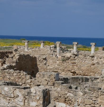 Le site de Paphos
