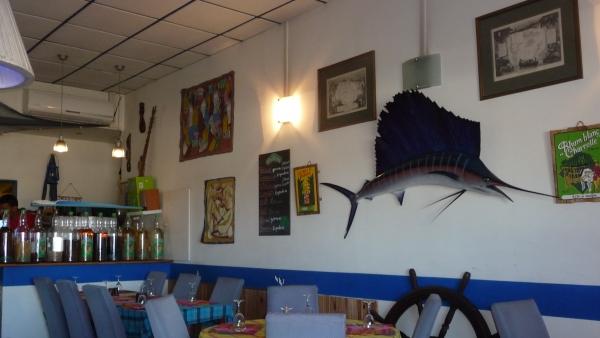 Salle du restaurant DCP