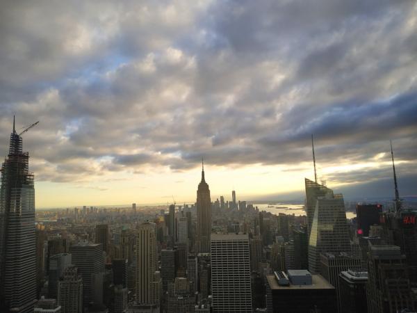 côté Manhattan sud
