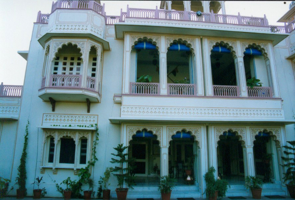 Alsisar Haveli de Jaipur