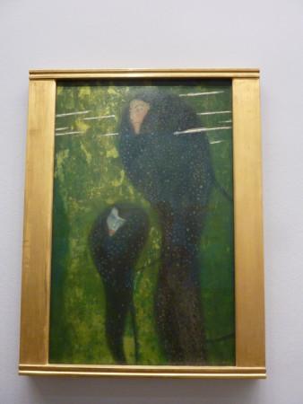 nymphes de Gustav Klimt