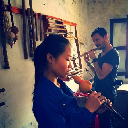 Découverte des instruments de musique grâce à notre guide