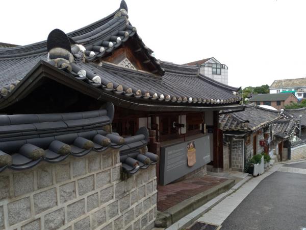 Séoul, Bukchon