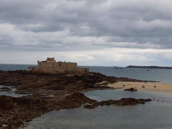 Le Fort vu des remparts