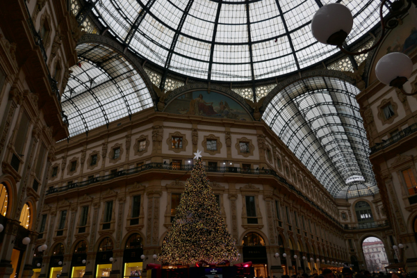Galerie Victor Emanuele II