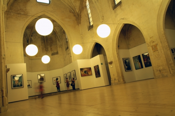 Rencontres d'Arles : Chapelle Ste Anne