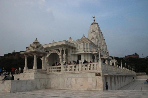 Superbe temple