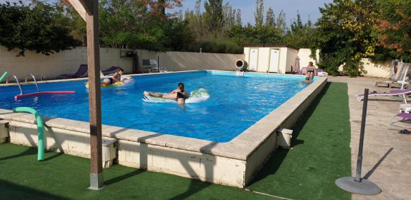 La fameuse piscine