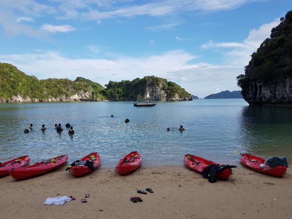 Baie d Halong