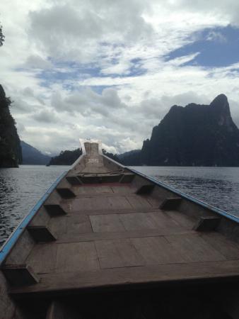 lac de Khao Sok