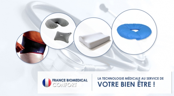 FRANCE BIOMEDICAL CONFORT- SADCE SANTE