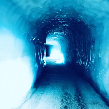 entrée du tunel