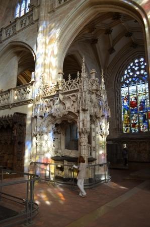 Le mausolee de Marguerite d'Autriche