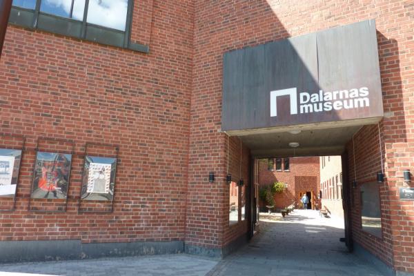 dalarnas museum falun sweden