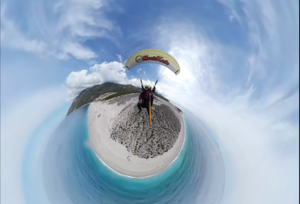 xtremeillyricum.com the most famous paragliding site in Albania