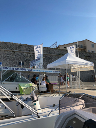 Antibes Bateaux service