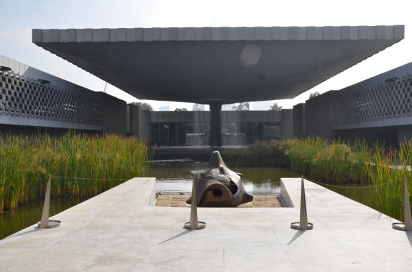 le patio du musée
