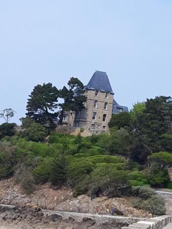 Villa côtière