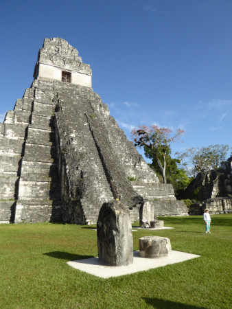 des pyramides sacrificielles
