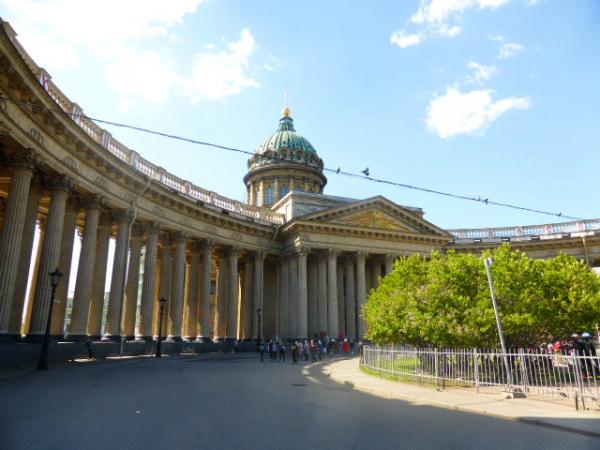 Cathédrale de N-D de Kazan