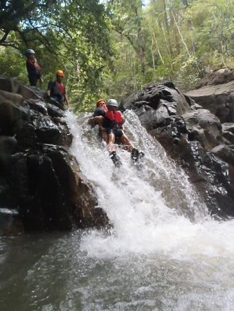 Canyoning aqua rando