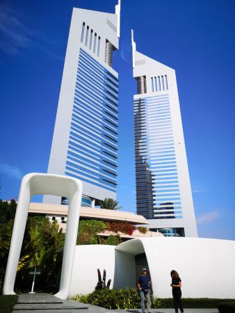 Financial center