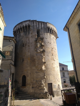 Vue de la tour