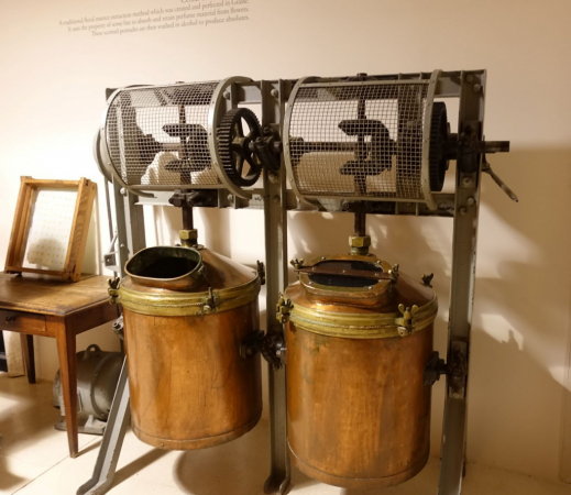 cuve fabrication savon