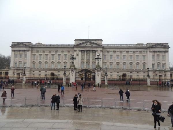 Palais de Buckingham Palace