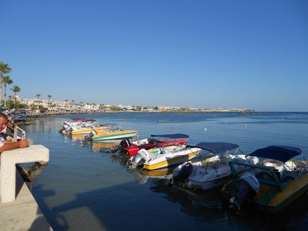 Embarcadère du port de Paphos