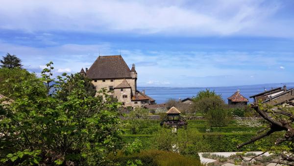 Le château d'Yvoire