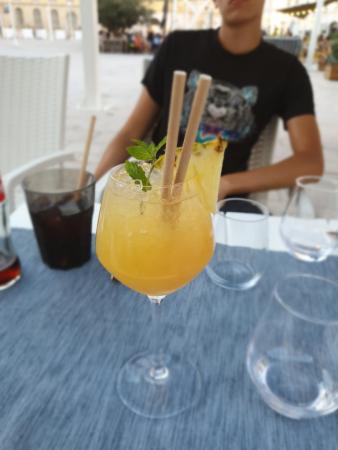 Le cocktail a base de vin