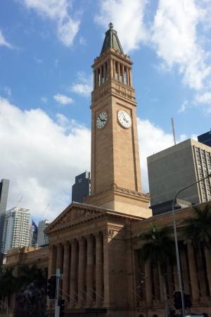 La tour du city hall