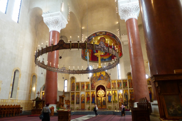 intérieur de Saint-Marc