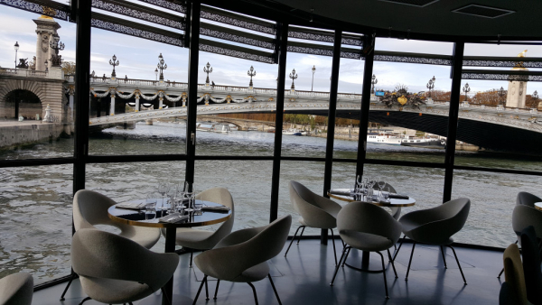 La Table Du Flow Cuisine Francaise Paris 75007