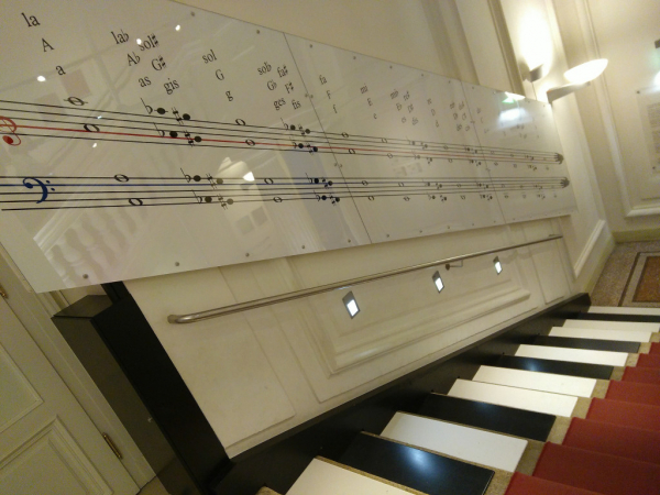 Maison de la Musique, Vienne, 2018, SB.