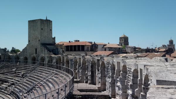 Théâtre antique - Arles
