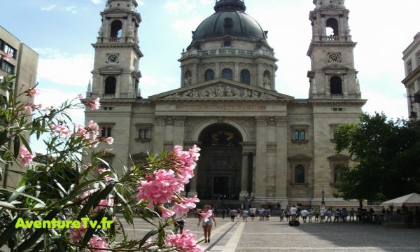 Cathédrale Saint Étienne du Budapest - AventureTv.fr
