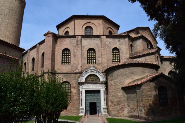 Basilique de Saint Vitale