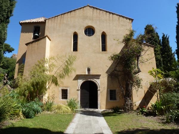 Chapelle Saint-François-de-Paule - façade