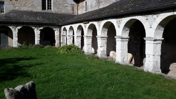 prieuré de Locmaria
