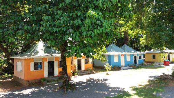 les petis bungalows d'artisanat