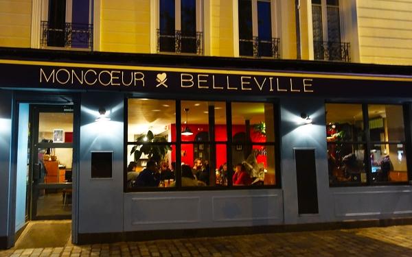 Terrasse sur Paris et ambiance stylée