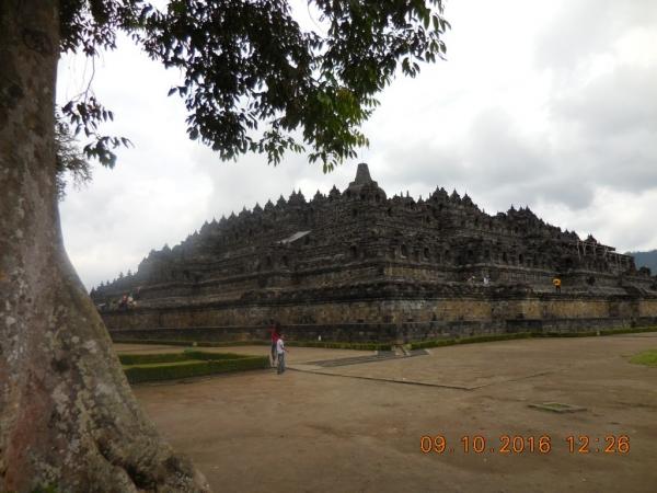 Temple de Borubudur
