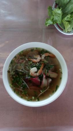 La fameuse soupe