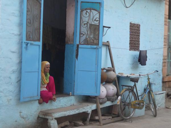 ruelle à Jodhpur